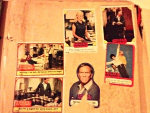 Three's Company Sticker Collection