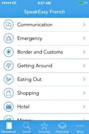 SpeakEasy French App